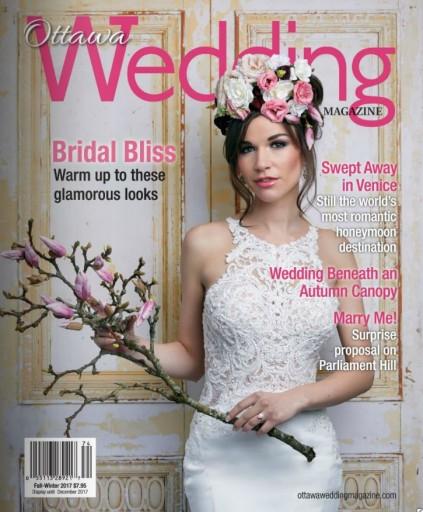 Media Scan for Ottawa Wedding Magazine