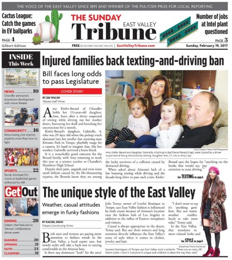 Media Scan for East Valley Tribune