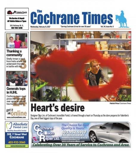 Media Scan for Cochrane Times