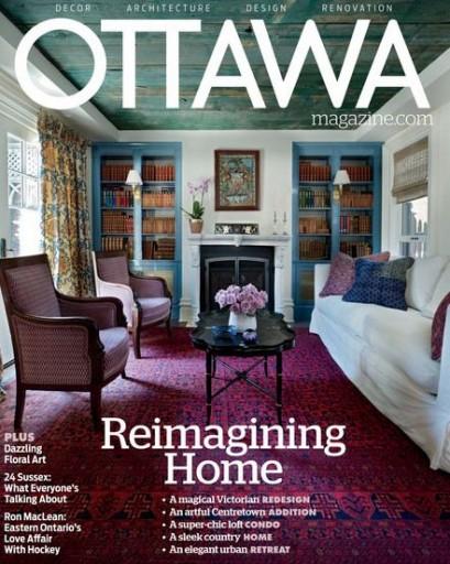 Media Scan for Ottawa Magazine