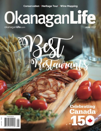Media Scan for Okanagan Life