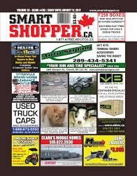 Media Scan for Pennysaver Smart Shopper-Brantford