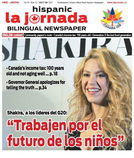 Media Scan for La Jornada Hispanic