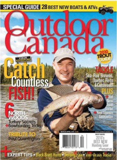 Media Scan for Outdoor Canada