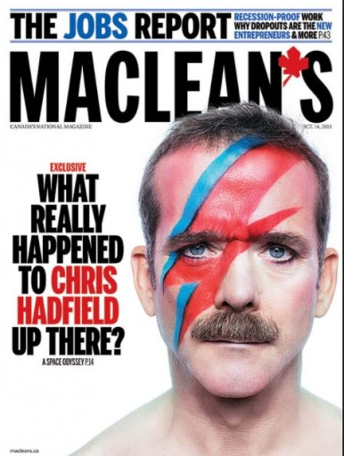 Media Scan for Maclean's Magazine