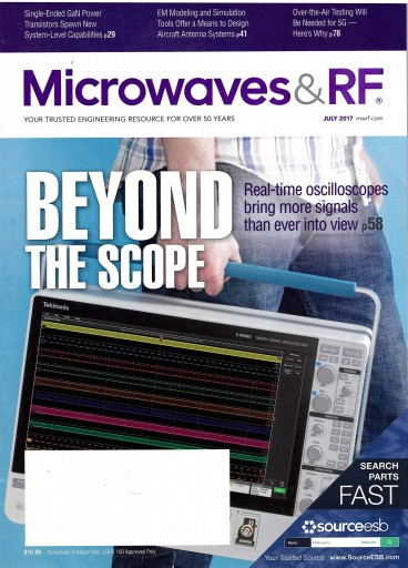 Media Scan for Microwaves & RF