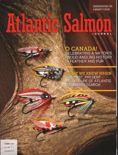 Media Scan for Atlantic Salmon Journal