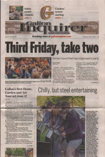 Media Scan for Galion Inquirer