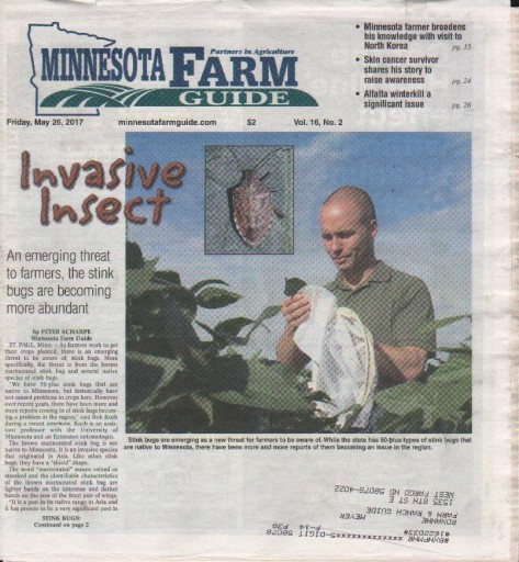 Media Scan for Minnesota Farm Guide