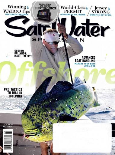 Media Scan for Salt Water Sportsman