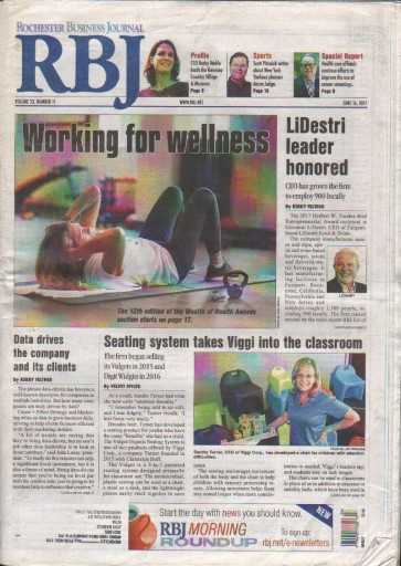 Media Scan for Rochester Business Journal