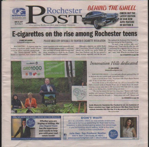 Media Scan for Rochester Post