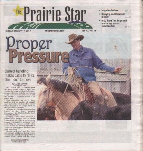 Media Scan for Prairie Star