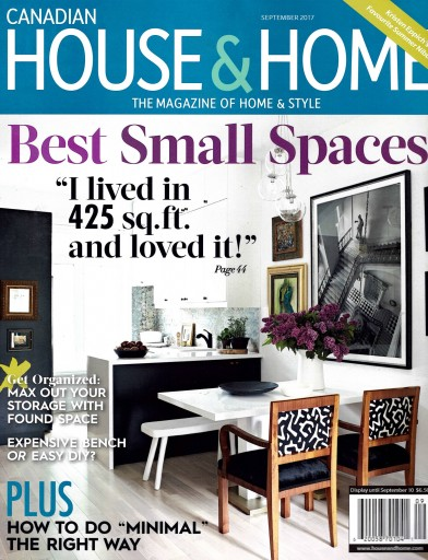 Media Scan for Canadian House & Home