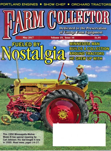 Media Scan for Farm Collector