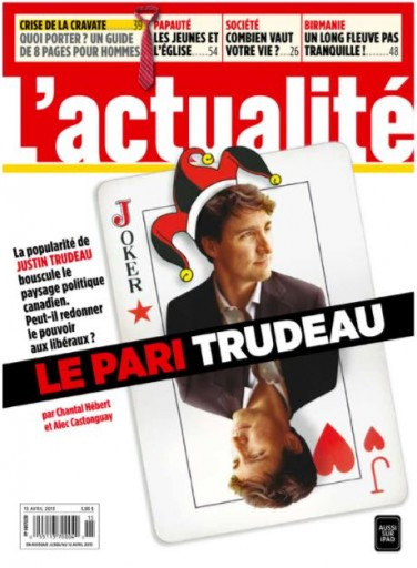 Media Scan for L'actualite