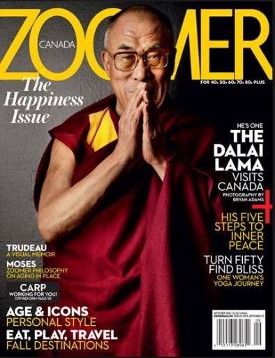 Media Scan for Zoomer Magazine