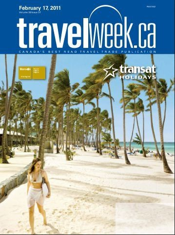 Media Scan for Travelweek