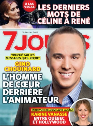 Media Scan for 7 Jours