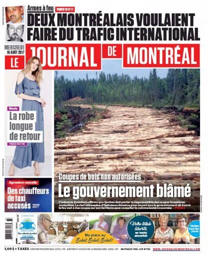 Media Scan for Le Journal de Montreal