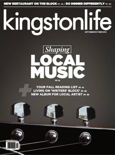 Media Scan for Kingston Life
