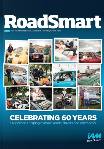 Media Scan for Roadsmart - IAM