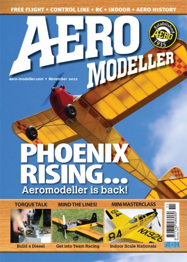 Media Scan for Aero Modeller