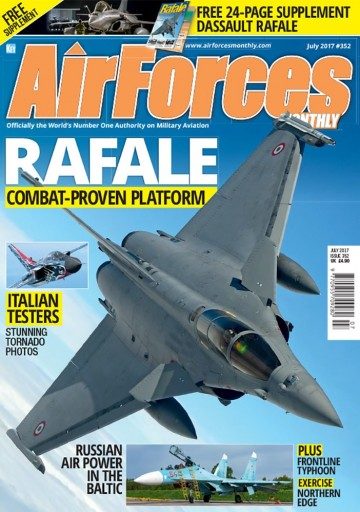 Media Scan for AirForces Monthly