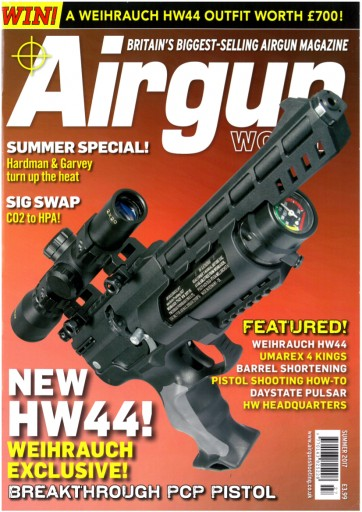 Media Scan for Airgun World