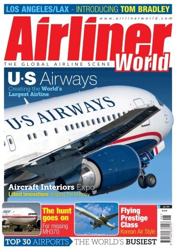 Media Scan for Airliner World