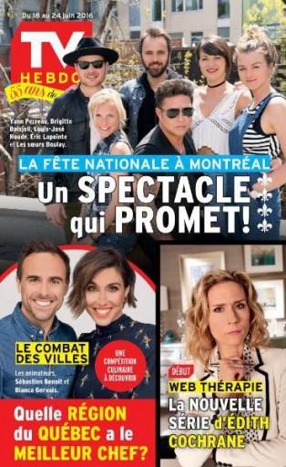 Media Scan for TV Hebdo
