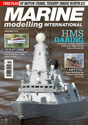 Media Scan for Marine Modelling International