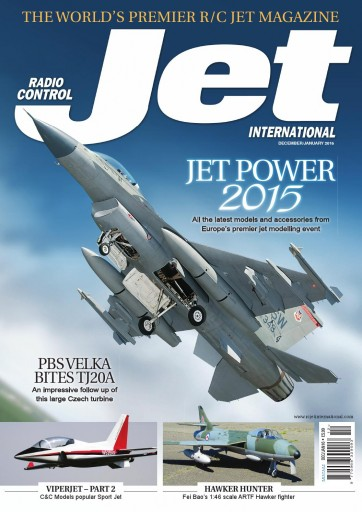 Media Scan for Radio Control Jet International