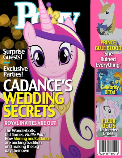 Media Scan for Pony