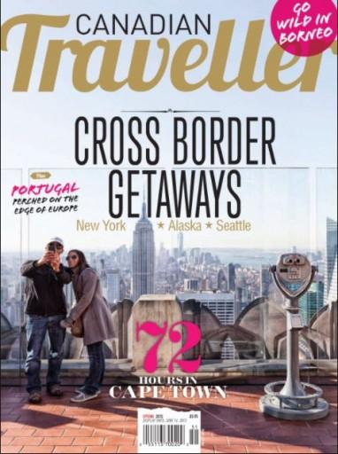 Media Scan for Canadian Traveller