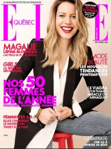 Media Scan for ELLE Quebec