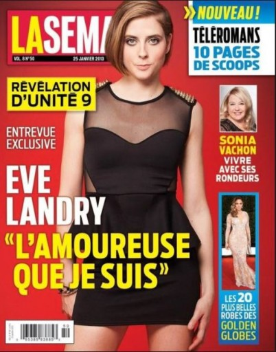 Media Scan for La Semaine