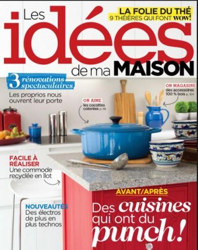 Media Scan for Les Idees de ma maison