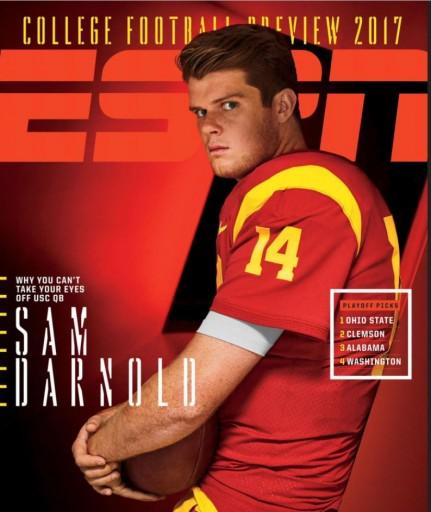 Media Scan for ESPN The Magazine