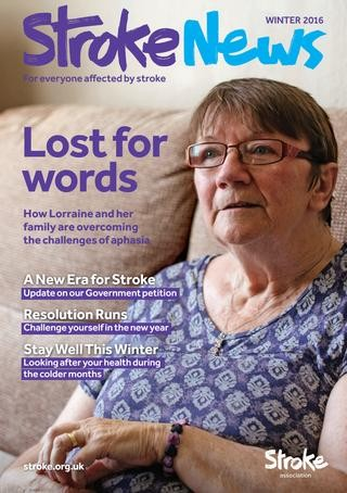 Media Scan for Stroke News