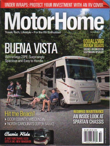 Media Scan for MotorHome