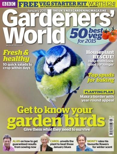 Media Scan for Gardeners World