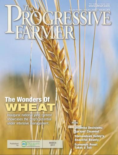 Media Scan for Progressive Farmer