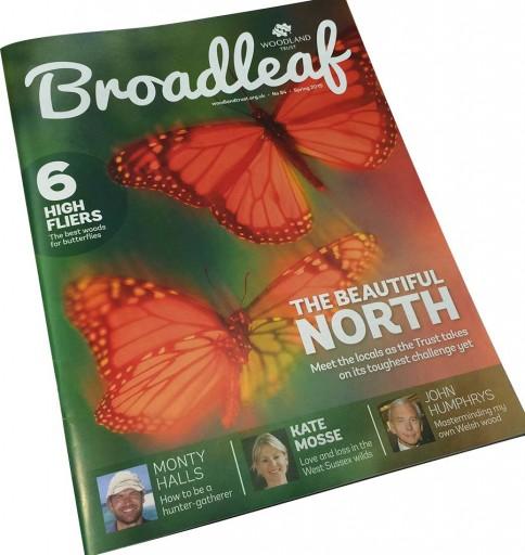 Media Scan for Boadleaf - Woodland Trust