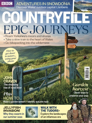 Media Scan for BBC Countryfile