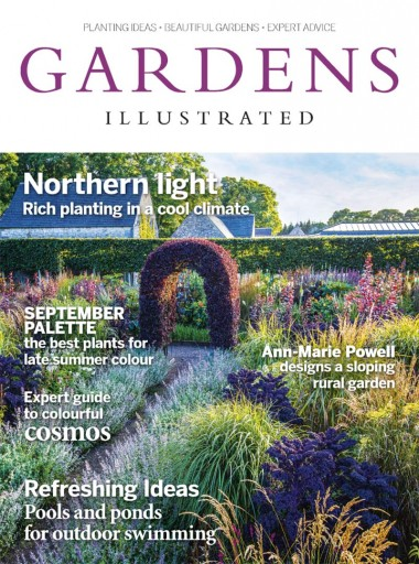 Media Scan for Gardens Illustrated