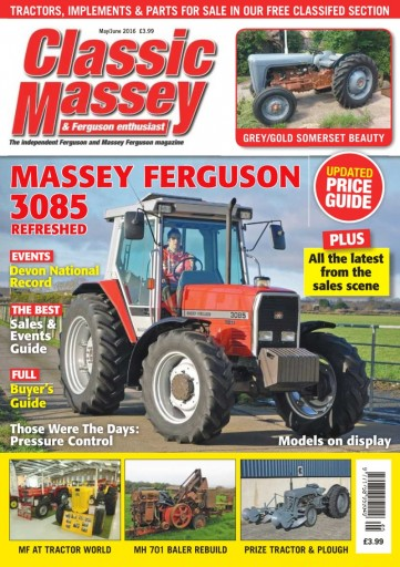 Media Scan for Classic Massey
