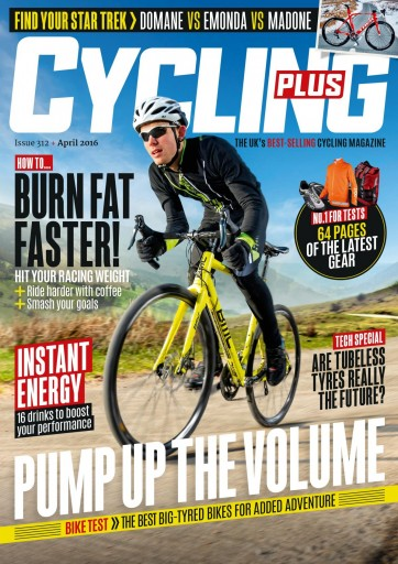 Media Scan for Cycling Plus