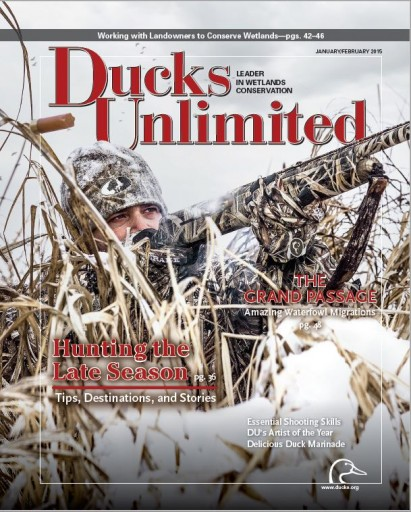 Media Scan for Ducks Unlimited