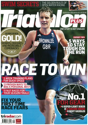 Media Scan for Triathlon Plus